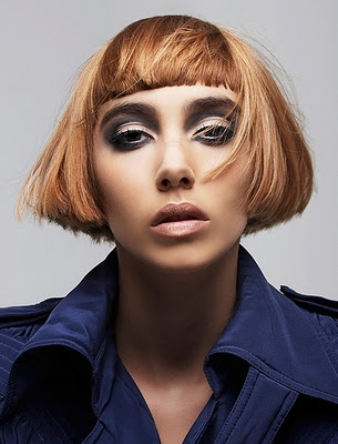 Ideen für Ihre schöne Haarfarbe 2012
