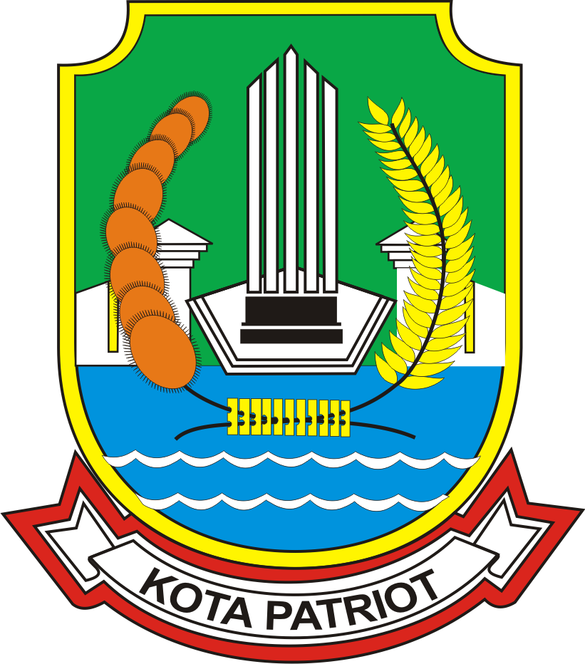 logo kota bekasi kota bekasi merupakan salah satu kota yang terdapat ...