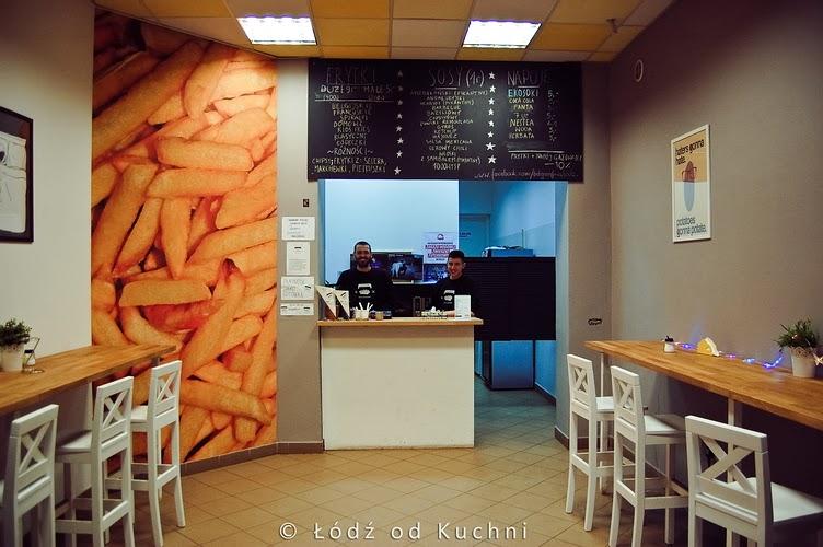 Belgian Fries Łódź od Kuchni
