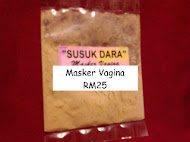 Masker Vagina @ RM25