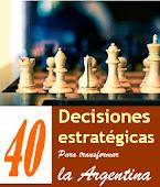 40 Decisiones estratégicas