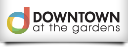 logo downtown at the gardens
