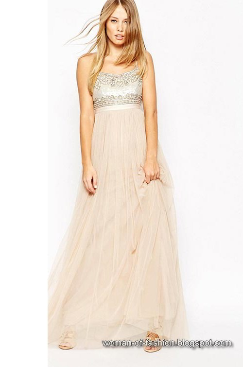 10 Pretty Prom Dresses for 2016 | Woman Of Fashion