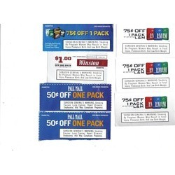 Winston Cigarettes Coupons 2012