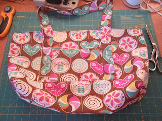 free cloth shopping bag sewing tutorial