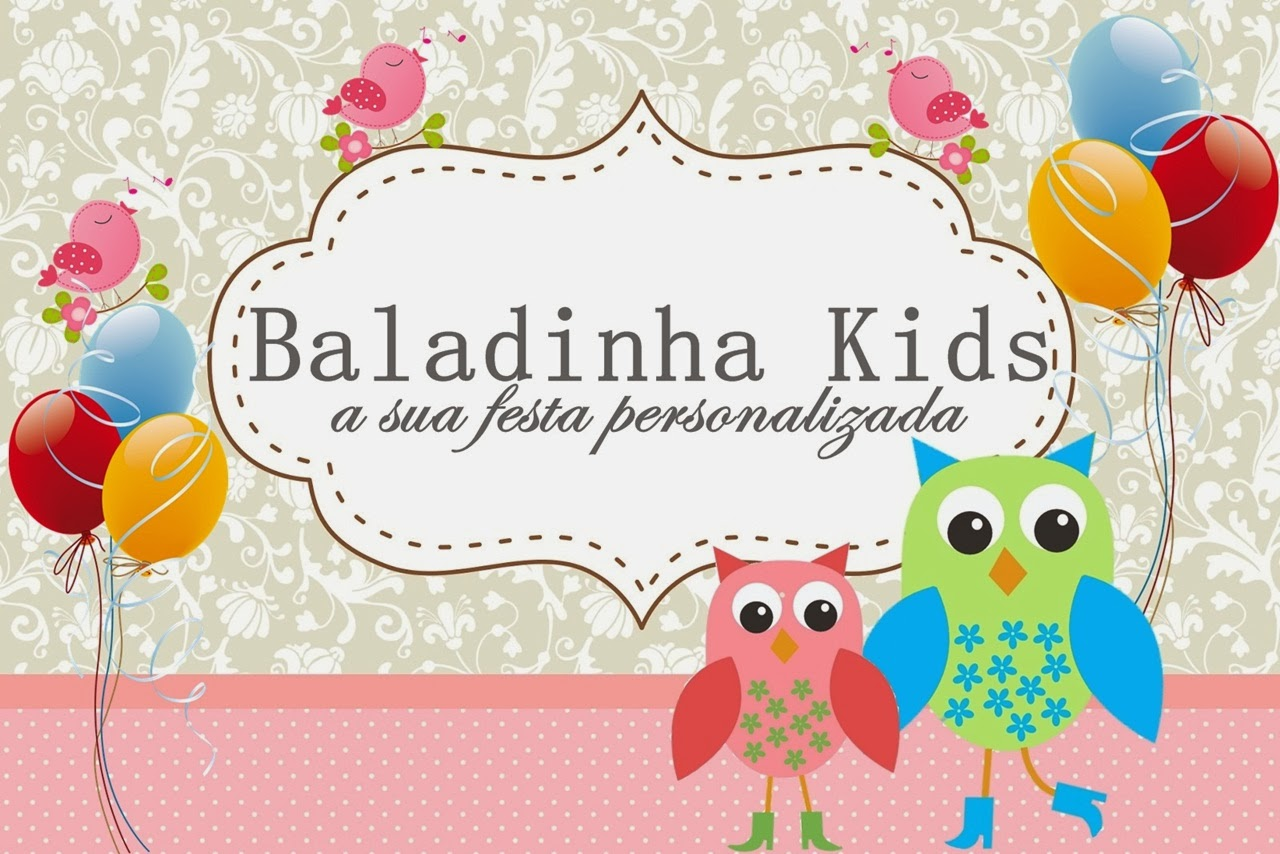 Baladinha Kids Decor