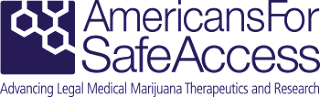 Logo for Americans for Safe Access - ASA