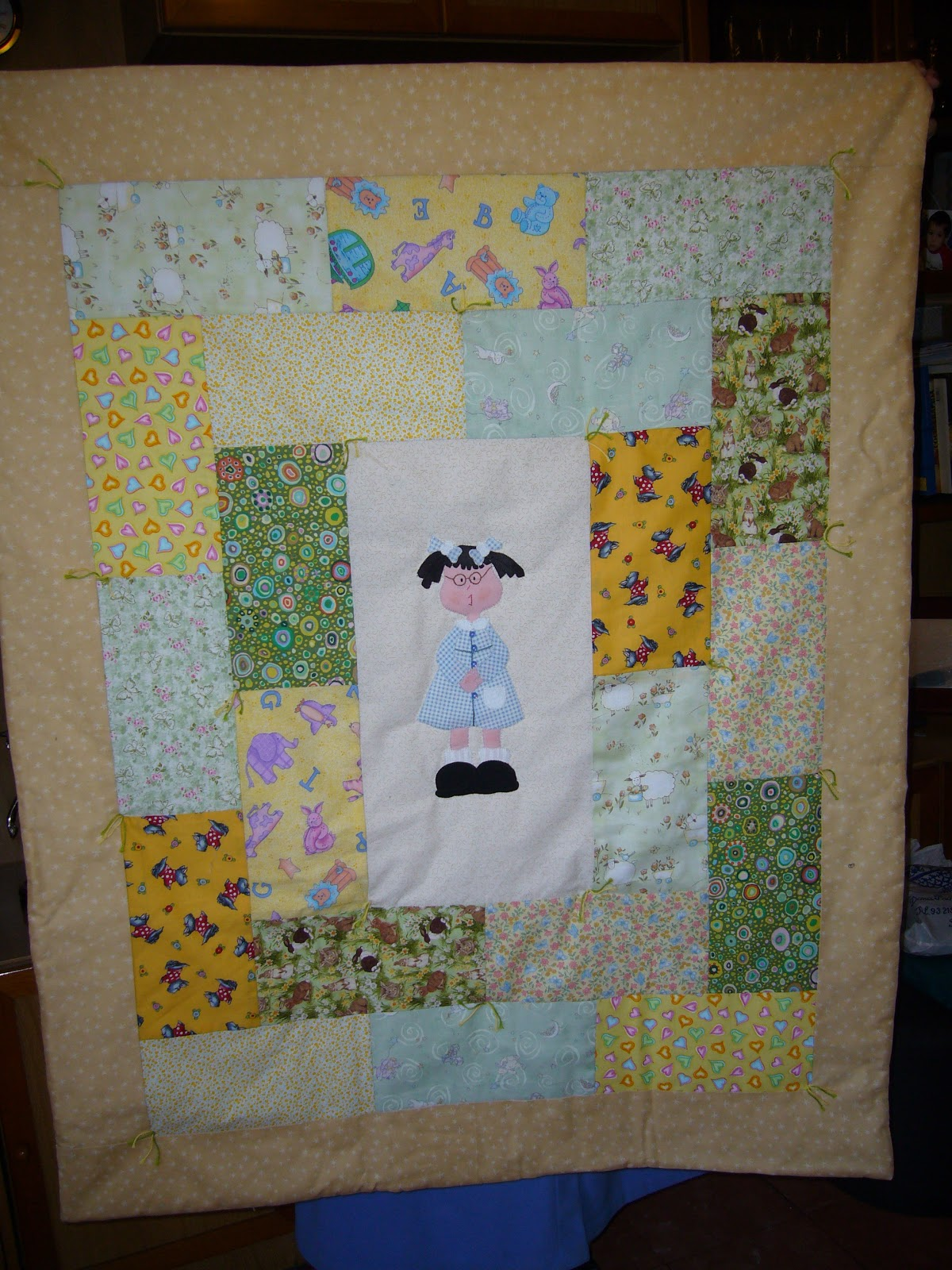 Patchwork imagenes colchas infantiles imagui - Colchas patchwork infantiles ...