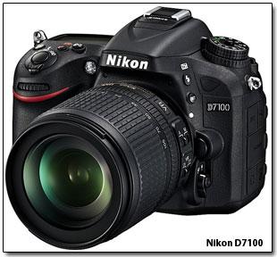 Компания Nikon представила цифровой зеркальный фотоаппарат D7100.