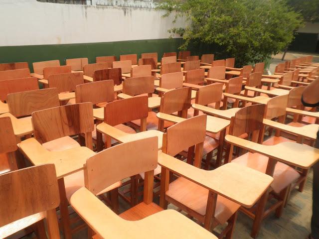 Imprensa oficial mais escolas municipais recebem mobili rio for Mobiliario 8 80