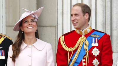 Kate et le prince William sont parents d'un petit garçon