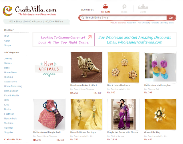  My Experience with Craftsvilla.com