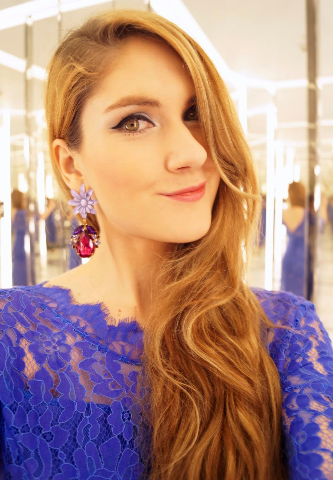 Glamorous earrings from Asos