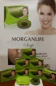 MORGANLIFE SOAP