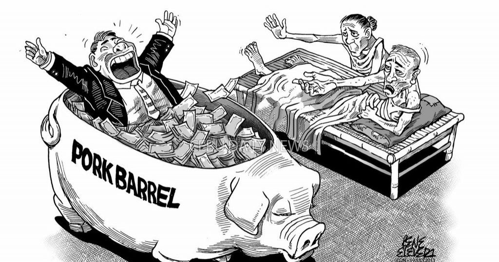 logic the pork barrel fallacies Two fallacies used against you or he doesn't like pork-barrel spending there are formal courses on logic and critical thinking.