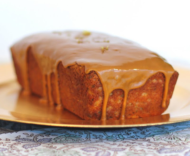 Healthy Pound Cake Recipe - healthy dessert blog