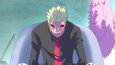 One Piece Episodio 707