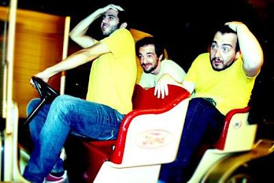 Clap Rules, Golden Hands, Bearfunk, Fabrizio Mammarella, Max Leggieri, Andrea Gabriele