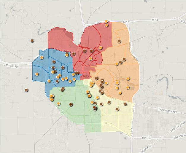 Alfa Img  Showing Gt Houston Ward39s Map