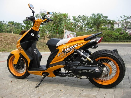 Foto Modifikasi Honda Beat_9 - OtoGrezz