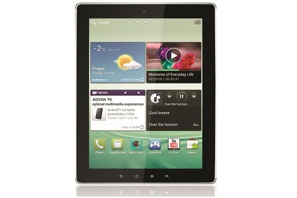 ... Spesifikasi Tablet Android Advan Vandroid T3 Tablet Advan | Bed