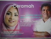 Pakar Andrology Malaysia,Dr Ismail Tambi Seminar Kesihatan sentiasa mendapat sambutan