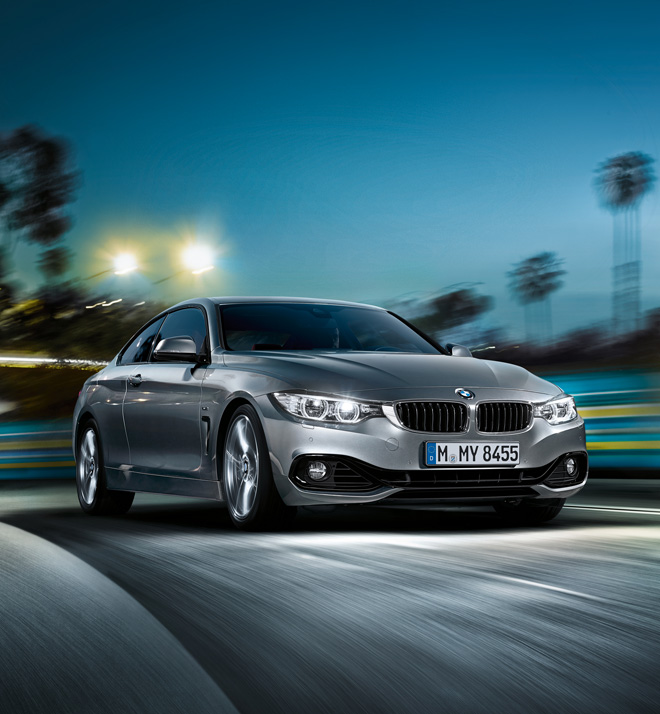 Bmw 4 Series Coupe Photos
