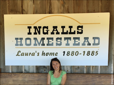 Laura Ingalls Wilder, De Smet, South Dakota