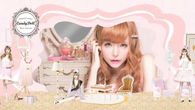 Candy Doll Models