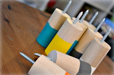 Como Hacer Perchas de Madera, Ideas Faciles y Practicas