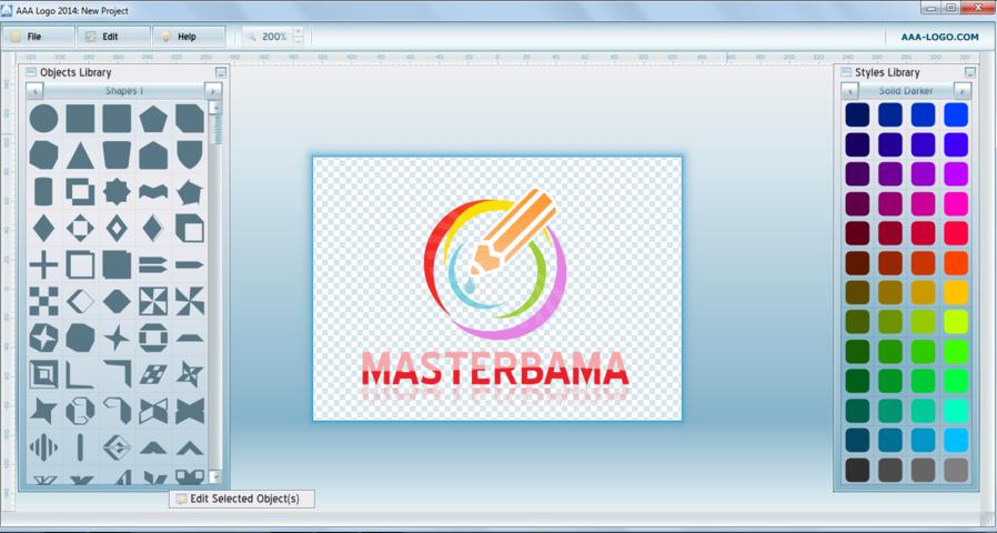 Tampilan AAA Logo V4.1