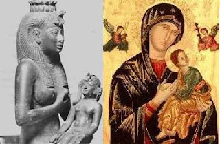 Warning For Religious People   MaryAndHorus