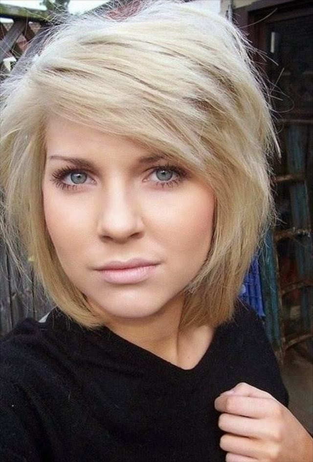 Short Hairstyles on Pinterest 2015