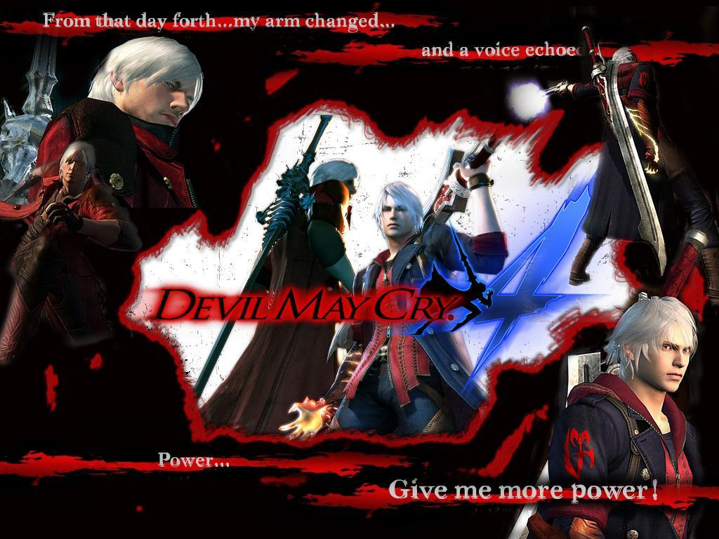 Devil May Cry HD & Widescreen Wallpaper 0.557579288561323