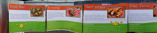 Banh Appetit menu