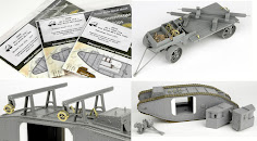 Construction Review: 1/35th scale Mk. I Male WWI Heavy Battle Tank from Takom