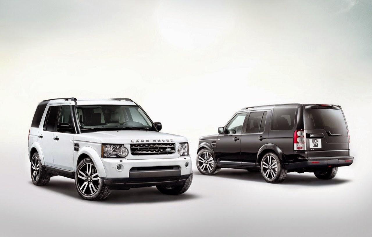 2015 Land Rover Discovery 4 Car Reviews