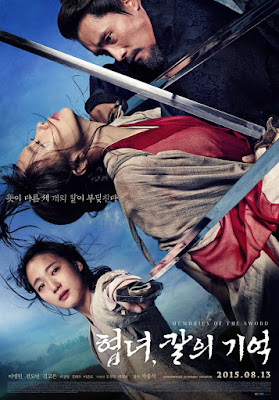 Memories of the Sword (2015) China Action 720p BluRay 650MB Download