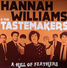 15/12/12 HANNAH WILLIAMS & THE TASTEMAKERS