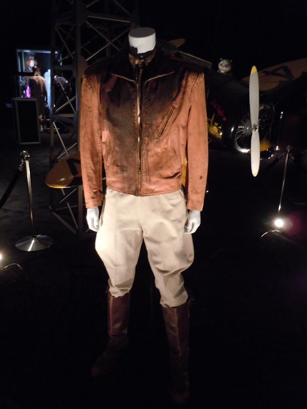 Cliff Secord pilot costume The Rocketeer
