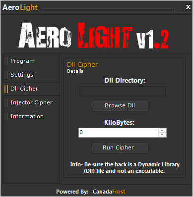 CrossFire Hile Aero Light v1.2 injektr indir &#8211; Download