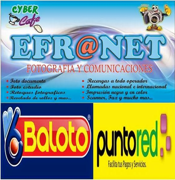 CYBER CAFE-EFRANET