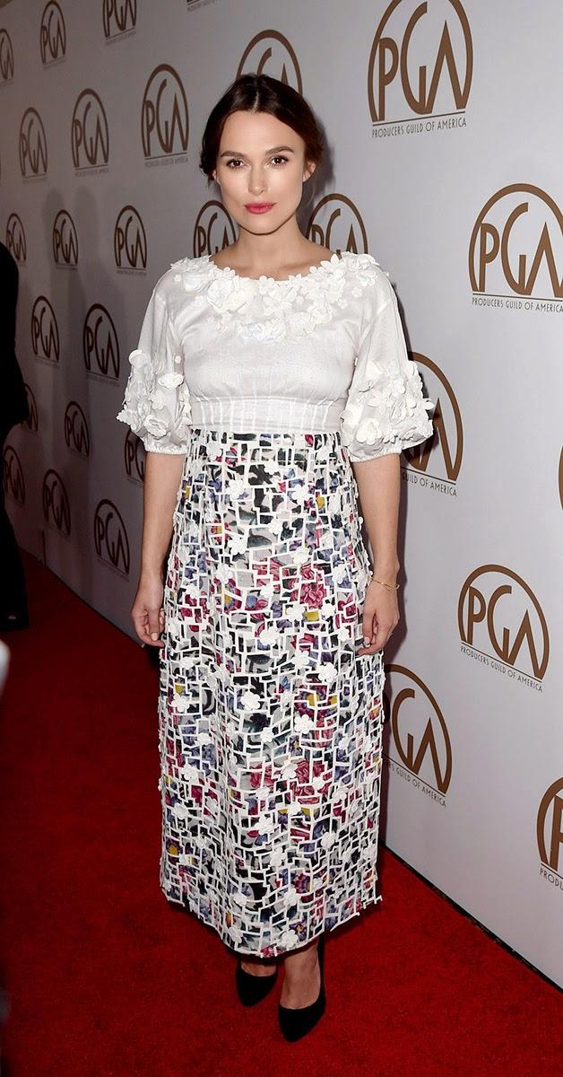 Keira Knightley Best Dressed: Week of February 2, 2015