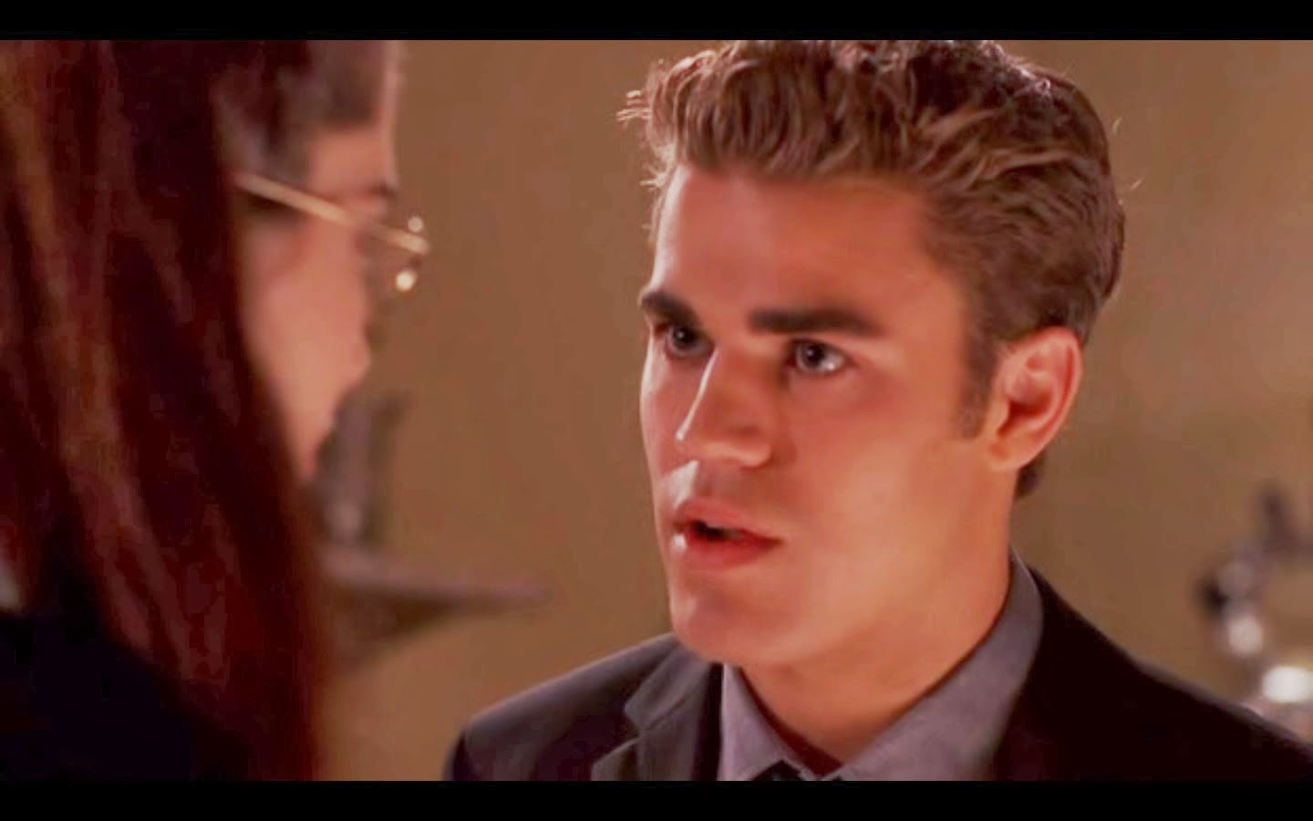 Shirtless Guys are Hot: Paul Wesley Gets Naked in Wolf Lake