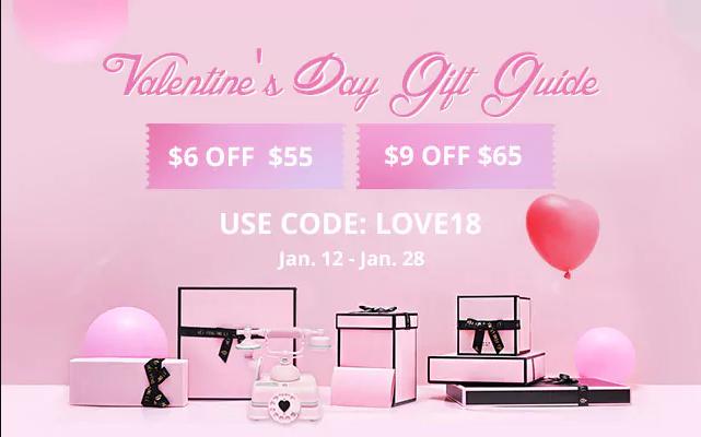 Zaful V-Day Promo