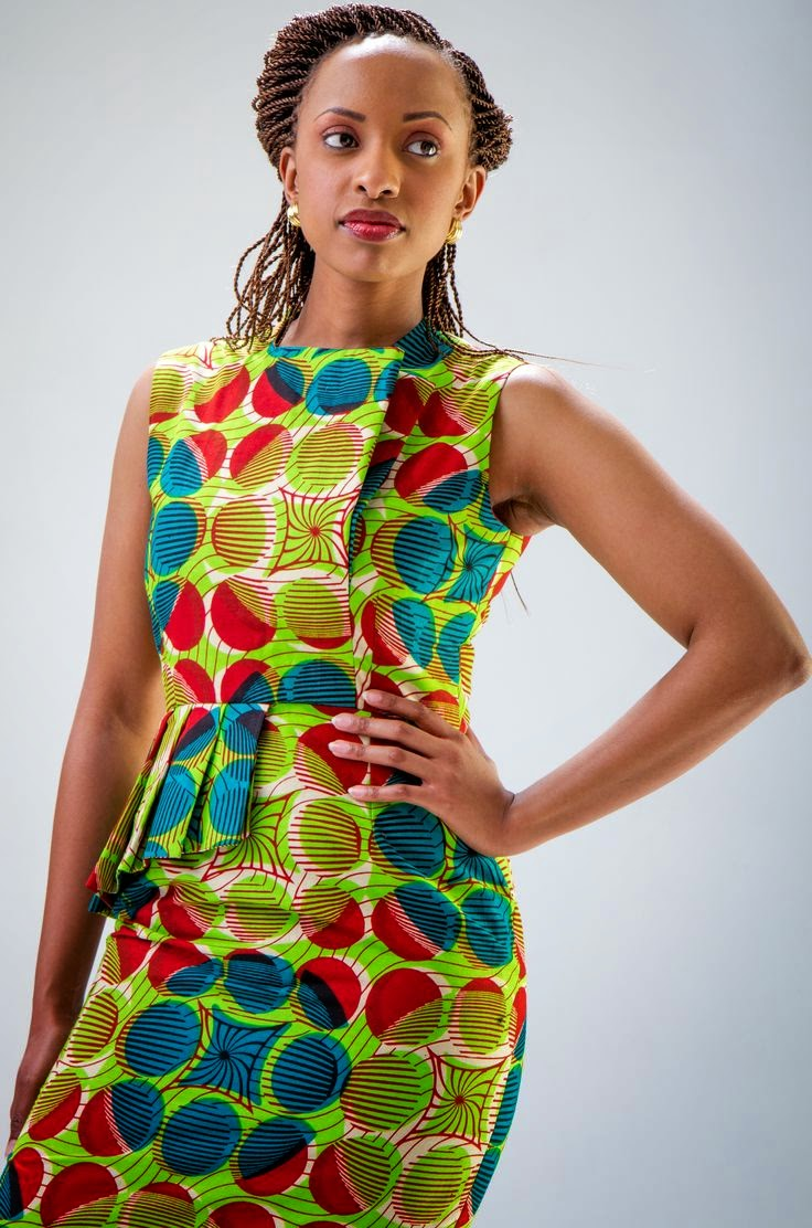 New African Fashion Trend The Click Styles