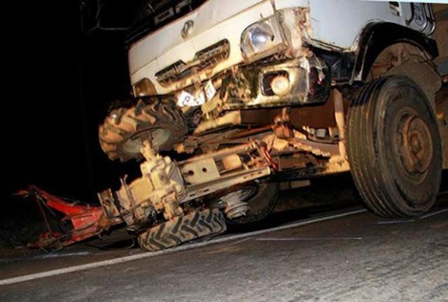 Tài xế gây tai nạn khiến 5 người chết ở Gia Lai xài bằng giả