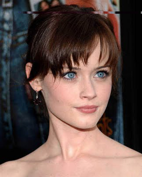 Alexis Bledel Hairstyle 11
