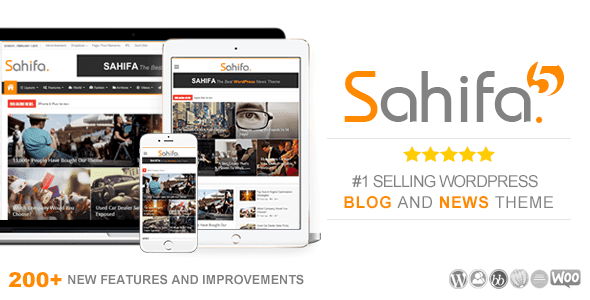 Sahifa - Responsive WordPress News,Magazine,Blog v.5.3.2 ...