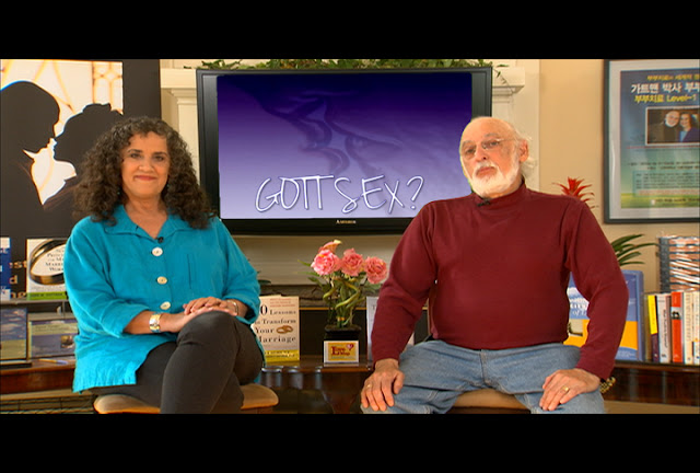 Doctors John and Julie Gottman announcing the new Gott Sex Series.